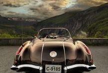 Corvette / American 1950's- 1960's classic cars / by Sean Blood