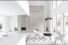 House interior / Modern interior design