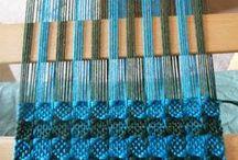 Weaving, Spinning