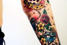 Tattoos / by Maisa Teeri