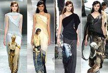 Rodarte / Rodarte - Star Wars on the fashion runway / by The Kessel Runway