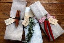 Handmade Christmas / Ispirazioni di natale #Handmade e #Diy in stile The Farmers. #FarmersXmasGifts