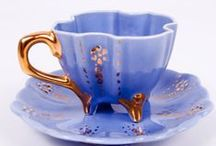 Other Lovely Tea Cups / I confess, I have Wedgewood envy...