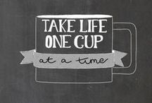 Lovely Tea Quotes / There's so much wisdom held in a cup of tea. Here are some favorite #quotes!