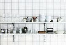 interior design: kitchens / kitchen inspiration