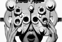 Spectacles / Four eyes see better than two / by Inez Karina