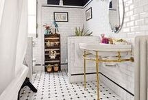 interior design: bathrooms / bathroom decor
