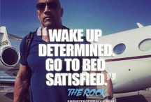 The Rock Dwayne Johnson and Quotes / The Rock Dwayne Johnson and Quotes