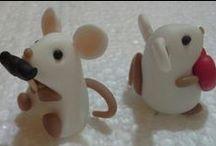 Porcelana en frío / Variedad de Diseños