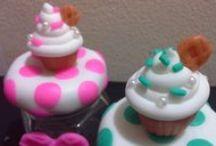 Frascos Decorados con Porcelana Fria / Variedad de Temáticas para decorar frascos