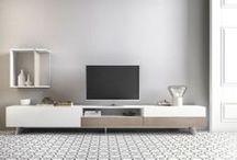 ATYLIA ♥ Design contemporain / Style qui se veut simple et épuré aux couleurs neutres avec un éclairage soigné le tout en alliant fonctionnalité & design !