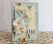 Walentynki | Valentine's Day / Kartki i inne prezenty na Walentynki