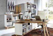ATYLIA ♥ Bureau / Bientôt la rentrée ... C'est le moment idéal pour s'aménager un coin bureau, un espace dédié au travail est l'idéal pour bien travailler ! Retrouvez dès maintenant notre sélection meubles et déco pour la rentrée.