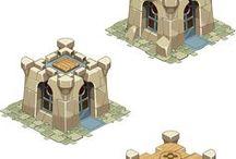 Game - Assets / 2D & 3D Game Assets, Props, & Tiles
