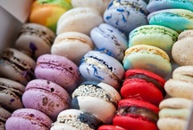 Macarons / by Julie Brouillette
