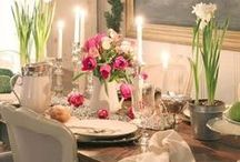 Table Decor Ideas / by Margaret Smuckler