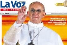 Tapas del día / Mirá la portada del diario tal como aparece en la Edición Impresa. / by LAVOZcomar