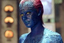 Alien beauty / Alien sci-fi beauty woman