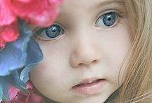 Children - Enfants / Jolies photos et belles bouilles d'enfants / by Catherine Martini