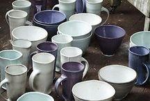 Pottery // Ceramic / by Julie Brouillette