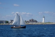 Boats, Lighthouses, Beaches and Oceans / All Things Nautical. / by George Smith