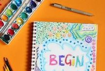 Family Art Night Projects / by Tami Anderson