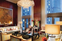 The Suite Life / Mandarin Oriental suites are a unique reflection of the property and its destination providing our guests with the utmost luxury and the perfect home away from home. / by Mandarin Oriental Hotel Group