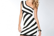 Bandage Dresses / Bandage dresses are a must-have, body hugging styles emphasize your curves and create a sexy hour glass figure.