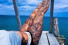 Tattoos and Piercings / by Anna Hardage
