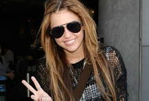 Miley Cyrus / by Stephanie Rhee