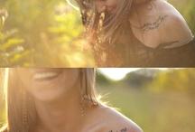 tattoos / by Jackie Henderson