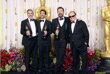 Oscars 2013 / Los nominados, la #RedCarpet, los ganadores, lo mejor de la ceremonia de la edición 2013. / by LAVOZcomar