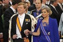 Máxima, la reina argentina. / Mirá la previa, la coronación y los festejos por la entronización de Guillermo y #Máxima, los nuevos reyes de #Holanda #queensday #royal #royalty  / by LAVOZcomar