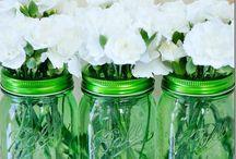 Mason jars / by Lawanna Davis