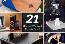 iPhone Gifts Under $150 / Chances are, you know a guy whose iPhone is practically surgically attached to his hand. Hell, we'll bet that you might even be that guy yourself. Well, it just so happens our iPhone Gift Guide is a pretty kickass collection of men's gifts created just for this iJunkie in mind, whatever he's into, from hunting to 3D videography to music to robotics. And feel free to pick out a little something for yourself.