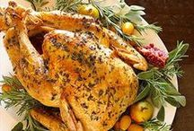 Healthy Holidays / Recipe inspiration for your holiday get togethers.