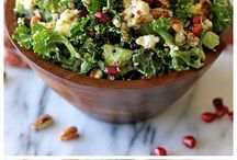 Super Salads / Salads never have to be boring.