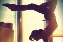 Namaste / Sharing our favorite poses