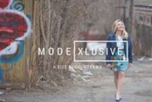 Mode XLusive / Plus size women's fashion blog, providing ideas and inspiration to larger women everywhere. Based in Ottawa Ontario Canada.