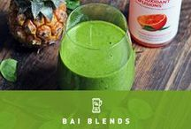 Bai Blends / Flavorful smoothies packed with nutrition #BaiBlends
