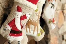 The Stockings Were Hung with Care........ / by Lawanna Davis