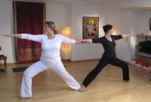 Innersmile...Yoga! (DVDs) / Lehrvideo-DVDs zu Yoga, Streßbewältigung, Business-Yoga, BIG-Yoga