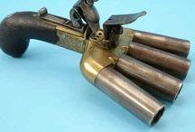 Vintage guns