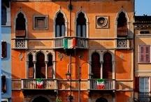 Bella Italia  / by Alix Mordant Genealogy art