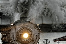 TRAINS----------->