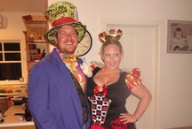 Customers having fun. / Make sure your next party is fun when you where a costume from Creative Costumes