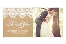 Save the date + Invitations