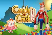 Candy Crush / Es uno de los juegos más exitosos de los últimos tiempos, y como no puede ser de otra forma, presenta dificultades que irritan a sus adeptos. ¡Conocé los mejores trucos! / by Diario Veloz