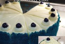 Blue Velvet ... Everything!!! Cakes, Cup Cakes ... / by Norma Herrera Schiermeyer