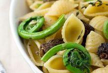 Seasonal Vegetables / Recipes that use in season vegetables!
